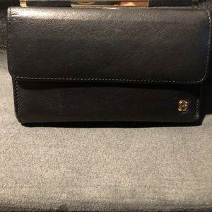Ladies Black Wallet